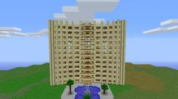 Luxury Hotel Suites Minecraft Project