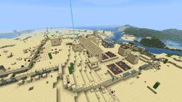 The Last Defense Part I: Adventure Map for Minecraft Minecraft Project