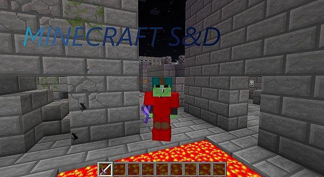 Minecraft S&D