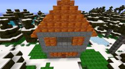 The House... Minecraft Project
