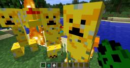 bradsta 167 yellow pack Minecraft Texture Pack
