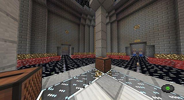 Spawn arena