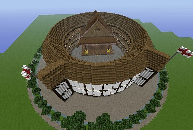 The globe theatre by illipo minecraft project the globe theatre by illipo malvernweather Images