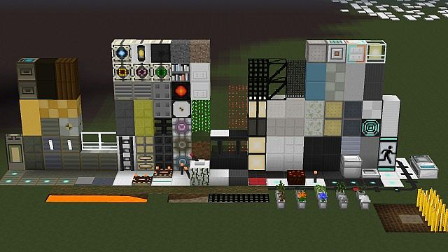 These are the current textures completed.