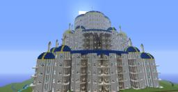 Pinnacle Tower Minecraft Project