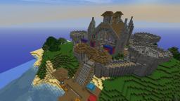 Castle Cathrium Minecraft Map & Project