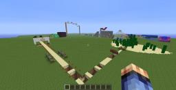 Mario race stage Minecraft Project