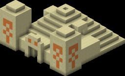 Minecraft Sand Pyramid Seed Minecraft Blog