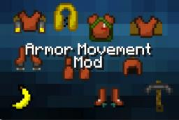 (1.6.4) Armor Movement Mod - Forge Update! Minecraft Mod