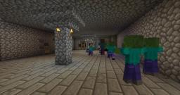 ZombieSurvival - Nazi Zombies in Minecraft Minecraft Server