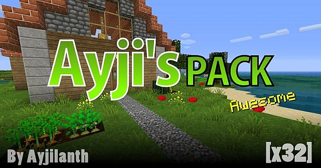 Ayji's back with his PACK =D