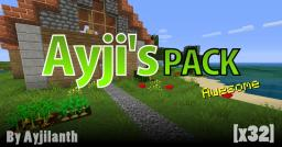 AyjiPack [32x] Minecraft Texture Pack