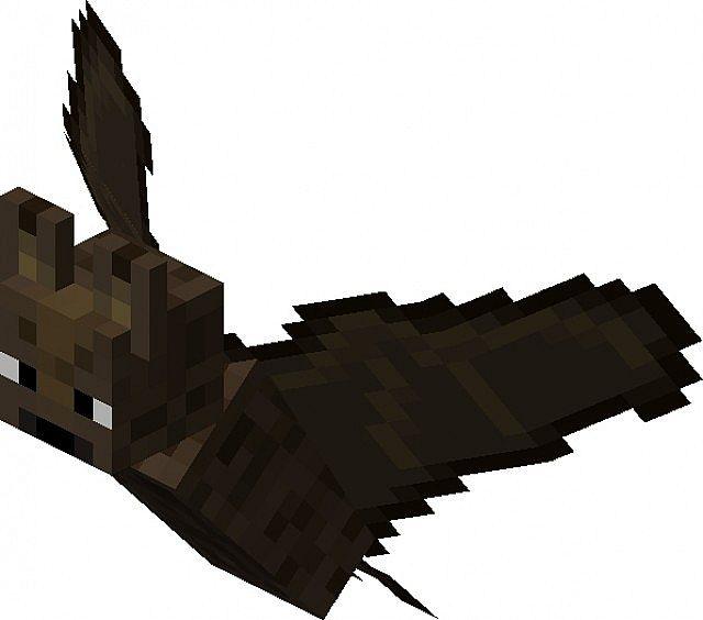 Bat Skin Bat Contest Minecraft Blog