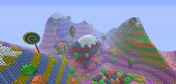 Candy heaven Minecraft Project