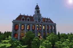 Chateau de Mercis | 175 sub special! Minecraft