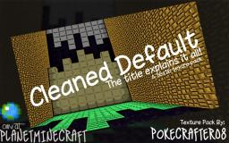 Cleaned Default ( different style ) ver. 1.4.4 (ready) Minecraft Texture Pack