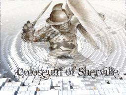 Colosseum of Sherville Minecraft