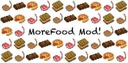 MoreFood Mod Minecraft Mod
