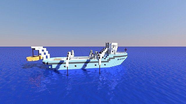 boats on minecraft