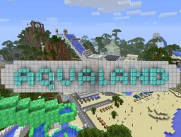 Aqualand - Water Theme Park v1.0 Minecraft Map & Project