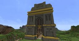 Gates of Ironforge Minecraft Map & Project