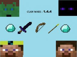 Clan Wars 1.4.5 V 4 Minecraft