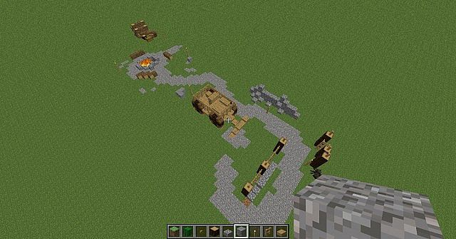 Making Replica of Diablo 2 Expansion Set Minecraft Project