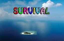 The Island Survival (Skyblock Inspired) Minecraft Map & Project