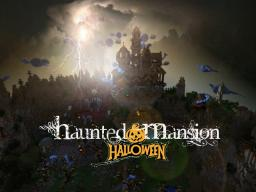 Haunted Mansion Halloween [Download] Minecraft Map & Project