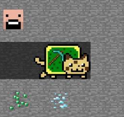 Mine Cat - A Minecraft Parody of Nyan Cat Minecraft Blog