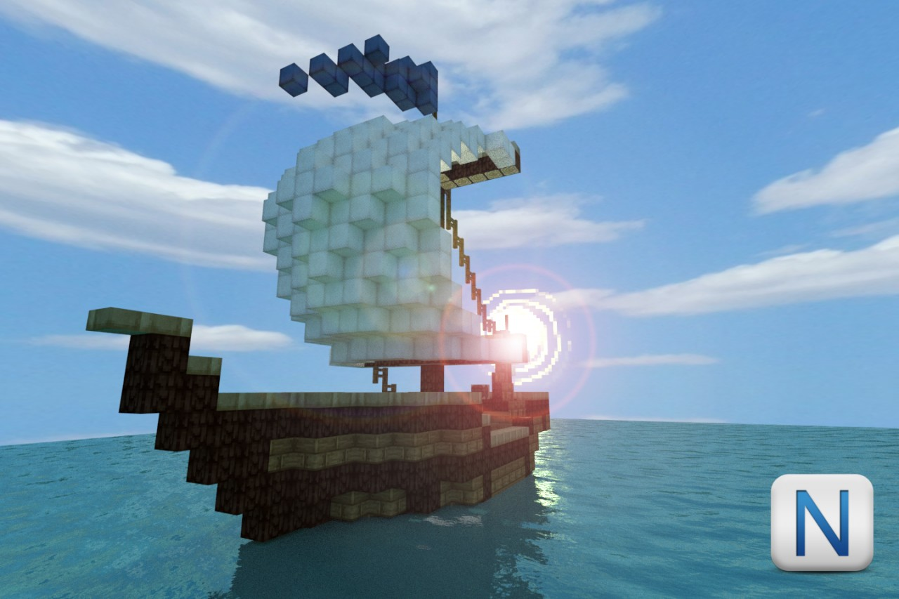 how to build a boat minecraft windows