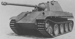WW2 Tank: PANTHER