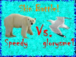 Skin Battle! Speedy Vs. glorysme1. Minecraft Blog