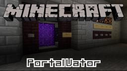 Redstone - Multifloor elevator [Works in 1.3.2!] (Portalvator) [Download] Minecraft