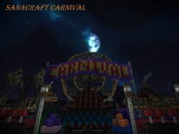 Sanacraft Carnival Minecraft Map & Project