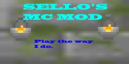 Sellos Mod- Play the way I do! Minecraft Mod