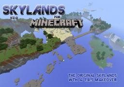 [CTM/1.4.2+] Skylands v2.01 - Complete Overhaul for 1.4.2-1.4.5 Minecraft Project