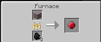 Smelting Ruby
