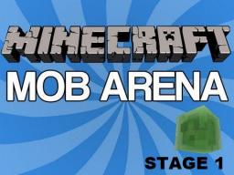 Minecraft Mob Arena Stage 1 for 1.4.2 and 1.4.4 Minecraft