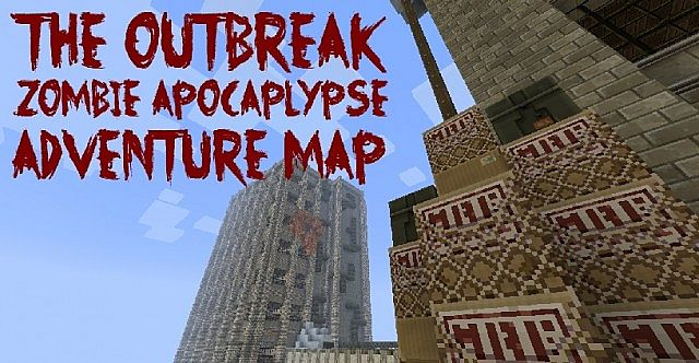 DISCONTINUED] The Outbreak - Zombie Apocalypse Adventure Map ...
