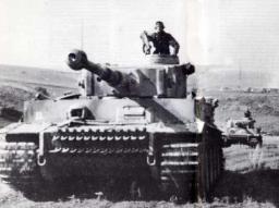 WW2 Tank: TIGER
