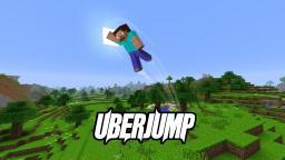 [Bukkit][1.4.7] UberJump Plugin Minecraft Mod