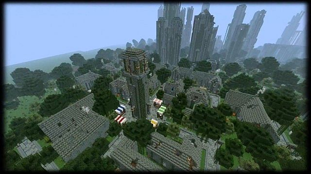 City Download Minecraft