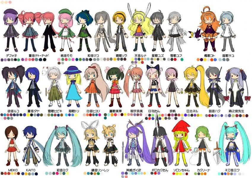 alice in dreamland vocaloid wiki characters