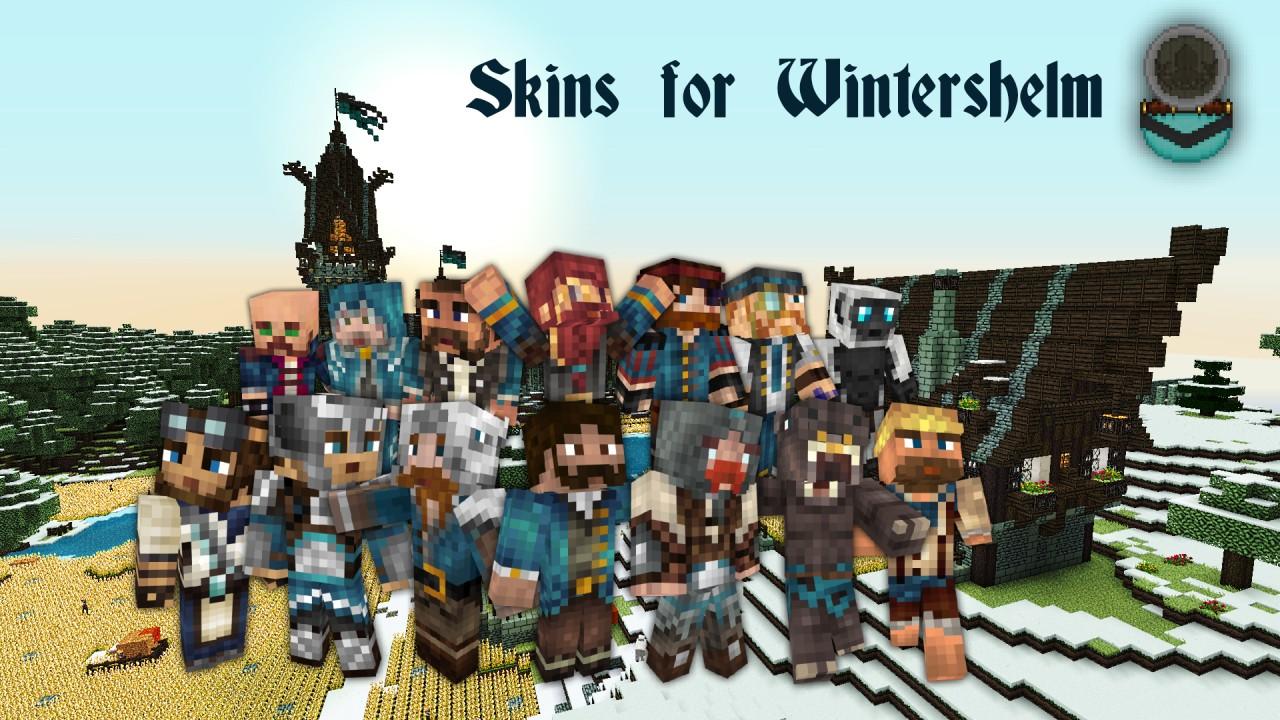 My Skins For Wintershelm Minecraft Blog - Geile skins fur minecraft