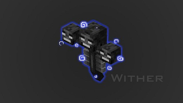 Epic Wither Wallpaper Minecraft Blog
