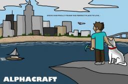 AlphaCraft v5.0 Minecraft Texture Pack