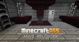 Anvil Reloader System Minecraft Map & Project