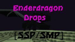 [SSP/SMP] Enderdragon Drops [1.6.2] Let it drop! (Mob Drops Series) Minecraft Mod