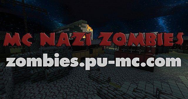 MC Nazi Zombies | zombies.pu-mc.com